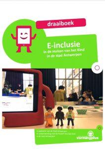 E-inclusie draaiboek cover