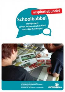 Cover schoolbabbel